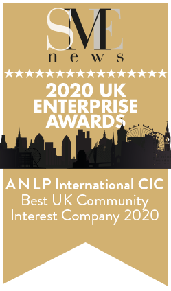 2020 UK Enterprise Awards winner's badge