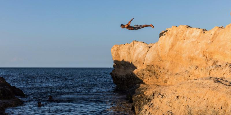 Trusting Enough to Take a Leap of Faith