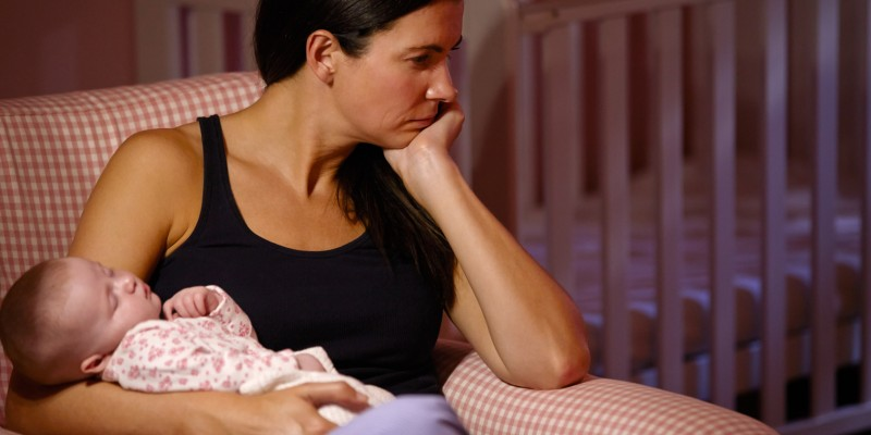 Post Natal Depression - the Light at the End of the Tunnel