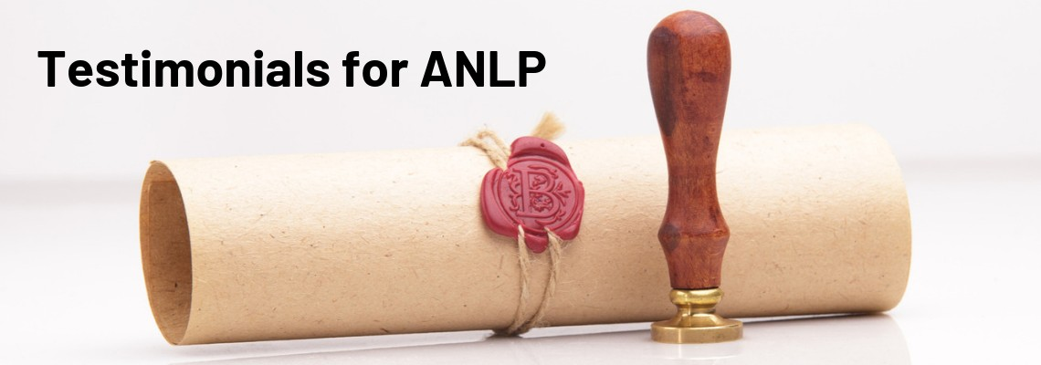 ANLP Testimonial - Melody Cheal