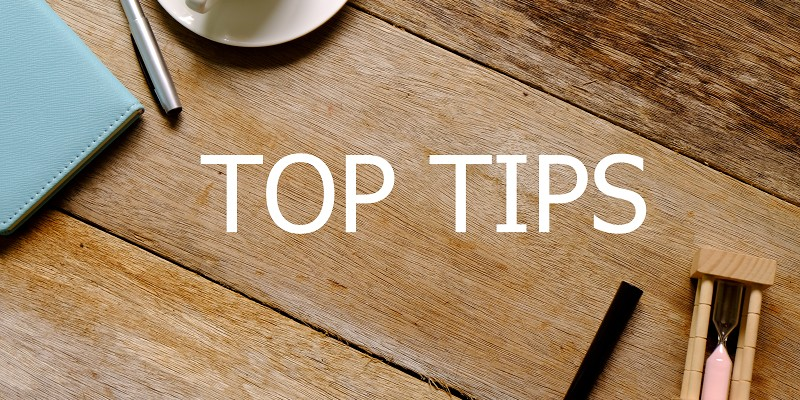 Top 10 Marketing Tips