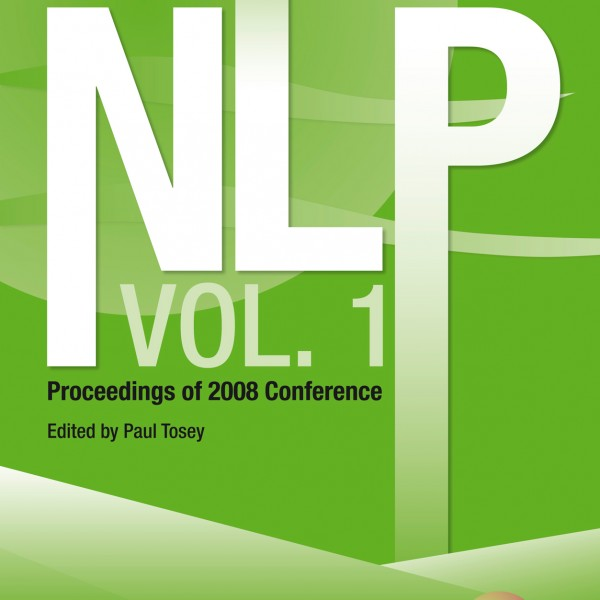 Current Research in NLP - Volume 1 PDF