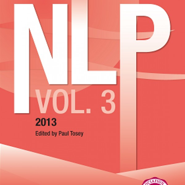 Current Research in NLP - Volume 3 Print