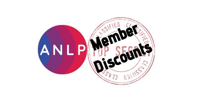 Exclusive ANLP Member Discounts