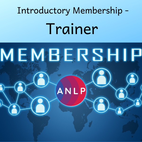 Introductory Membership - Trainer