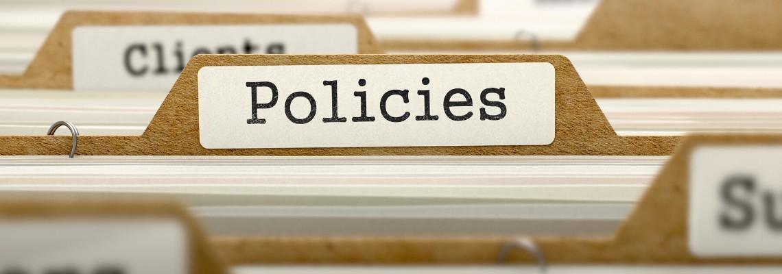 ANLP Policies