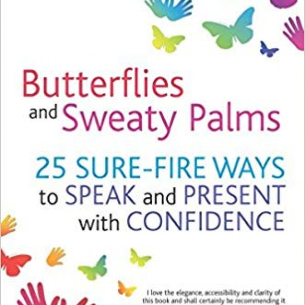 Butterflies and Sweaty Palms by Judy Apps