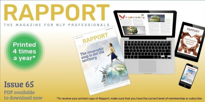 Rapport 65 Out Now
