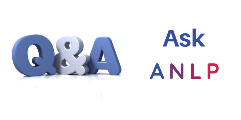 ANLP Membership Q&A Sessions