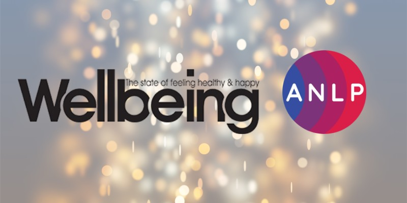Wellbeing Magazine – A new ANLP Partnership.