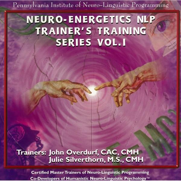 001 NLP Trainer's Training by Julie Silverthorn & Jack Overdurf