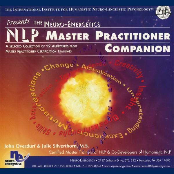 002 NLP Master Practitioner by Julie Silverthorn & Jack Overdurf