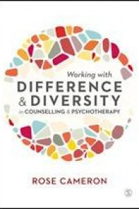 Working with difference and diversity in counselling and psychotherapy