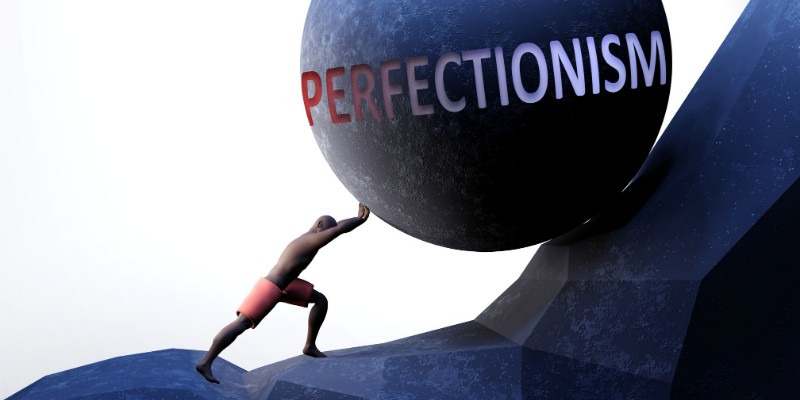 Letting go of Perfectionism Permanently.