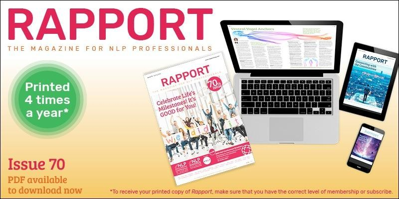 Rapport 70 Out Now!
